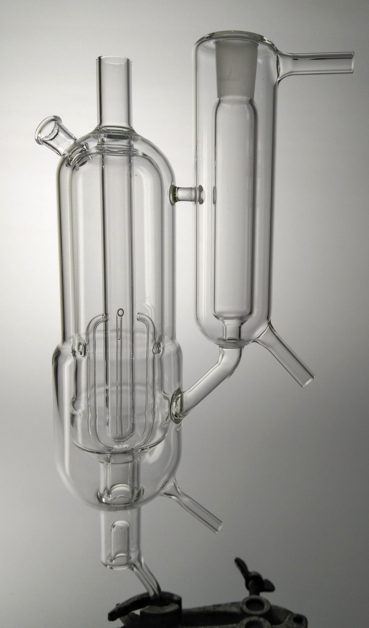 moleculair gew.bep. apparaat